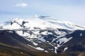 Snæfellsjökull Mountain
