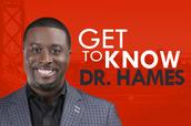 Dr. Charley Hames