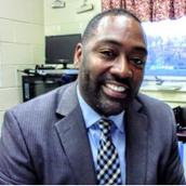 Jermaine Kamau - School Principal