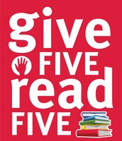 Book donation program I sponsor each year.