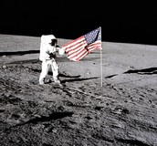 Firsts time to walk on the moon