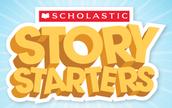 Scholastic's Story Starters website