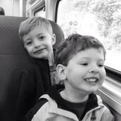 Train Ride to Summit