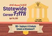 GACE Statewide Career Fair- Apr. 7