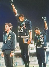 Black Power Salute- Olympics 68