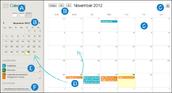 Blackboard- Course Calendar