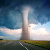 about the Tornado, the very strong and wild storm...