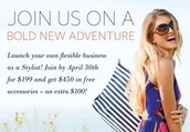 APRIL LAUNCHES HANDBAG COLLECTION, SCARVES & SO MUCH MORE