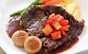 Calf's Steak