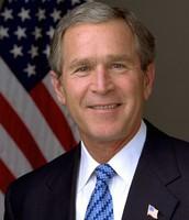 President Status George W. Bush