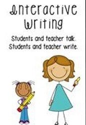 What is Interative Writing?