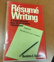 Résumé Writing (1985)