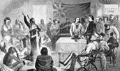 Discussing treaties in the past