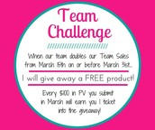 Month End Challenge!