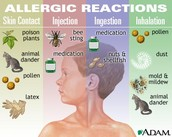 Allergic reactions.