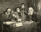 Martin Luther and the Other Reformers are Translating the Bible