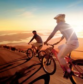 Riding Bikes