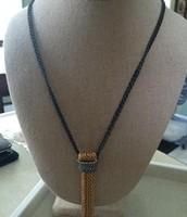 Windsor Tassel Necklace