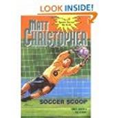 Soccer Scoop by Matt Christopher