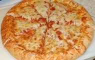 No debes comer pizza.