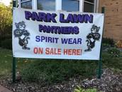 Park Lawn Spirit Wear Oct. 3rd to Nov. 3rd