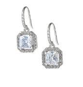 Deco drop earrings £35