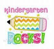 Your Kindergarten Teachers