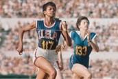 Wilma's race