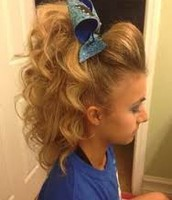 Hair for Competition--Girls