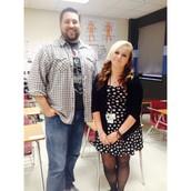 Mr. Wilson and Myself