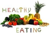 Eat Fruits and Veggies Everyday!