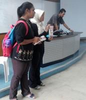 In-campus EPRD