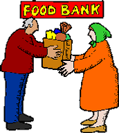 Operation Helping Hand - Food Drive