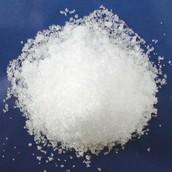 Stuff that looks like ice salt (phosphate)