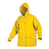 Me gusta llevar una chaqueta.