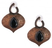 Metal Earrings Online Shopping India