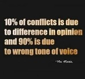 Conflict Resolution...For Us