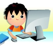 לא לקנות דברים באינטרנט בלי רשות של ההורים