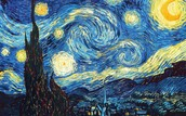 The Artwork Starry Night