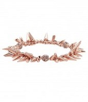 Renegade bracelet rose gold - £22.50