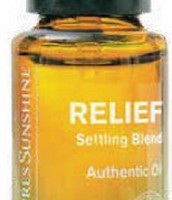 Relief Settling Essential Oil Blend