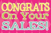 July Sales ~