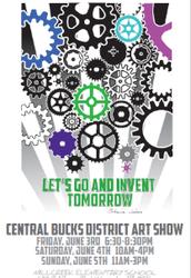 Central Bucks District Art Show