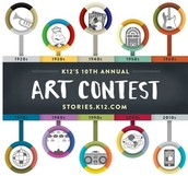 K12's Art Competition through Oct. 30, 2015