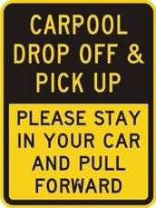 PARKING LOT SAFETY REMINDERS