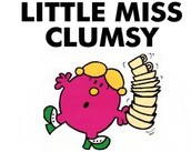 Clumsy me
