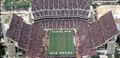 Texas A and M stadium