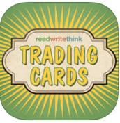 Trading Cards by ReadWriteThink