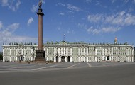 The tour to the Hermitage museum