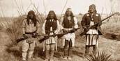 Apache people